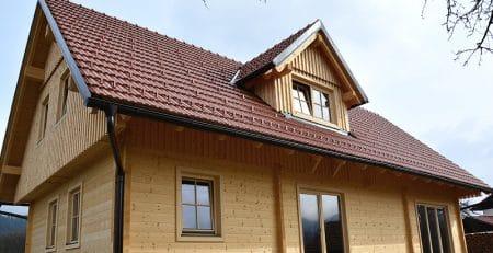 Brunarica Lesoteka - Masivne lesene hiše Lesoteka